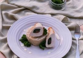 Filet z kurczaka faszerowany (4 porcje)