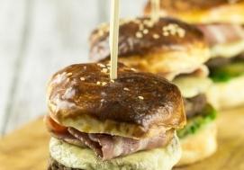 Mini burgery (4 porcje)