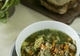 Ekspresowa zupa jarzynowa