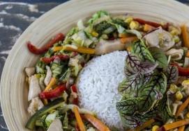Ryż smażony po chińsku